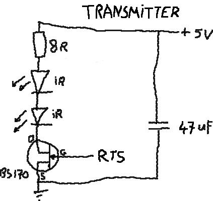 Albert's FTDI IR receiver / transmitter
